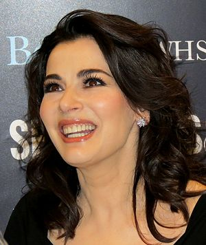 Nigella Lawson - Lawson at Selfridges London, 2012