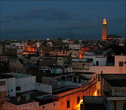 Marokon Pääkaupunki