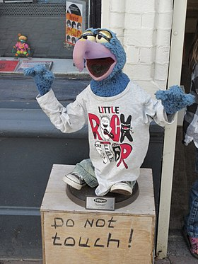 Image illustrative de l'article Gonzo (muppet)