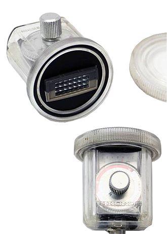 Nikonos - Nikonos light meter