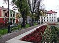 Nisko - Park - klomby (03).jpg
