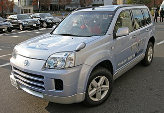 Nissan X-Trail -  FCV