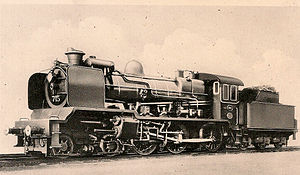 Belgian State Railways Type 7 - Belgian State Railways Type 7 (ex Type 8 bis)