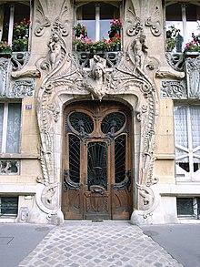 Immeuble lavirotte wikip dia - Art nouveau architecture de barcelone revisitee ...