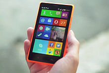 Microsoft Mobile reveals Android-based Nokia X2 with new software ...