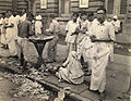 Noon snack Calcutta 1945.jpg