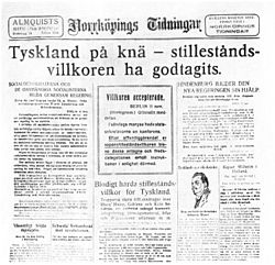 Norrköping tidning