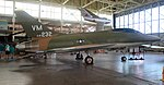 North American F-100 Super Sabre 2 (30043558844).jpg