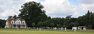 North Perrott Cricket Club Ground