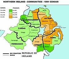 Irlanda Del Nord Cartina.Northern Ireland Wikidata