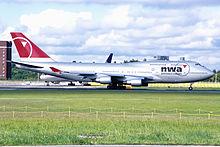 Northwest Airlines Flight 85 - Wikipedia