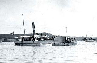 HNoMS <i>Uller</i> (1876) ship