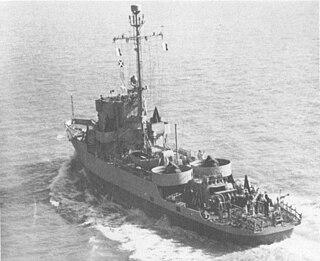 USS <i>Notable</i> (AM-267)
