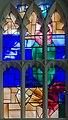 Nottingham, St Peter's church, Stained glass window (20413557633).jpg