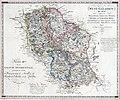 Nowa Galicja Mapa - Wiązowna-Siedlce-Biała-Chełm-Lublin 1803.jpg
