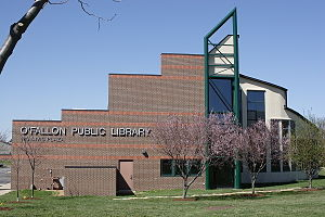 O'Fallon, Illinois - Public Library