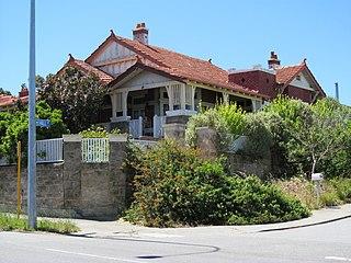 Menora, Western Australia Suburb of Perth, Western Australia