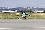 Oberon Aviation (VH-DLA) Cessna R172K Hawk XP parked on the tarmac at Wagga Wagga Airport.jpg