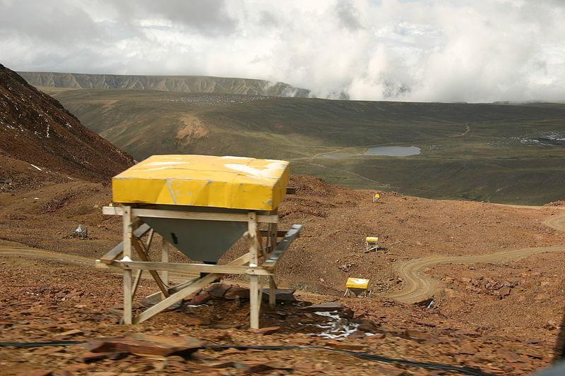 File:Obsevatorio Astrofísico de Chacaltaya.JPG