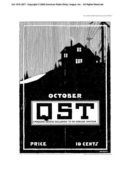 File:October 1916 QST.djvu