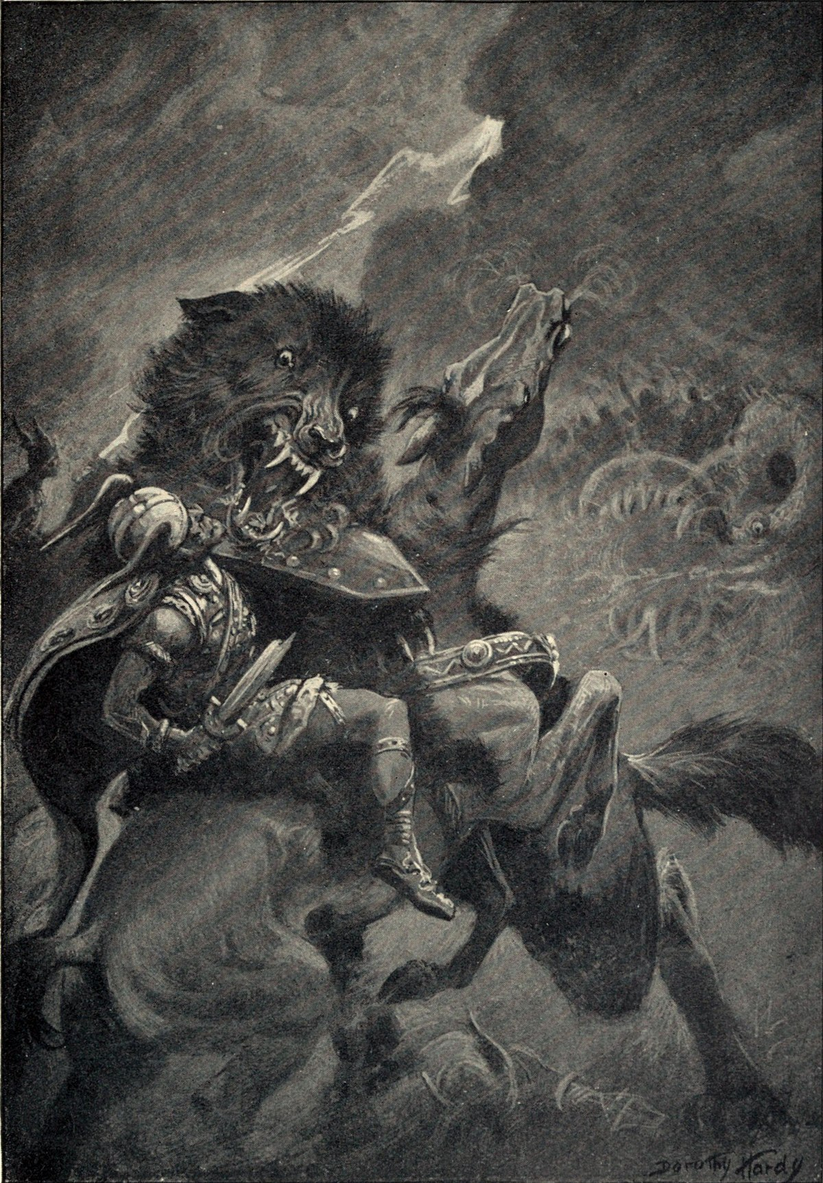 Fenrir - Wikipedia