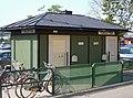 Offentlig toalett Djurgården 2011.jpg