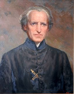 Basil Moreau Founder of the Congregation of Holy Cross