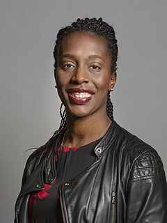 Florence Eshalomi British politician