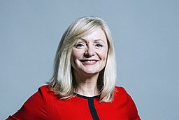 Official portrait of Tracy Brabin - v2 crop 1