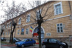 Oficiul Salinelor, azi Muzeul de Artă.JPG