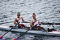 Oksana Masters Rob Jones mixed sculls final 2012.jpg