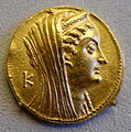 Oktodrachme, Alexandria, Arsinoe II, 285-245 BC - Bode-Museum - DSC02683.JPG