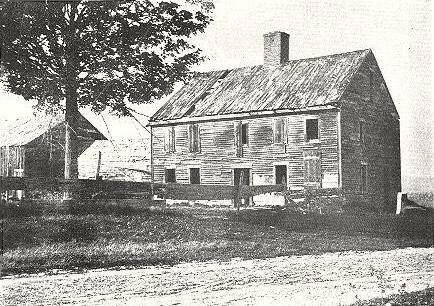 Old Parsonage, Hopkinton, NH