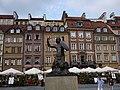 Old Town Square Market (Rynek Starego Miasta) in Warsaw - panoramio.jpg