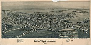 Old map-Gainesville-1891.jpg