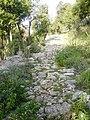 Old roman path - panoramio.jpg