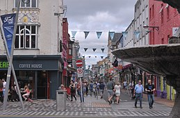 Oliver Plunkett Street, eastwards