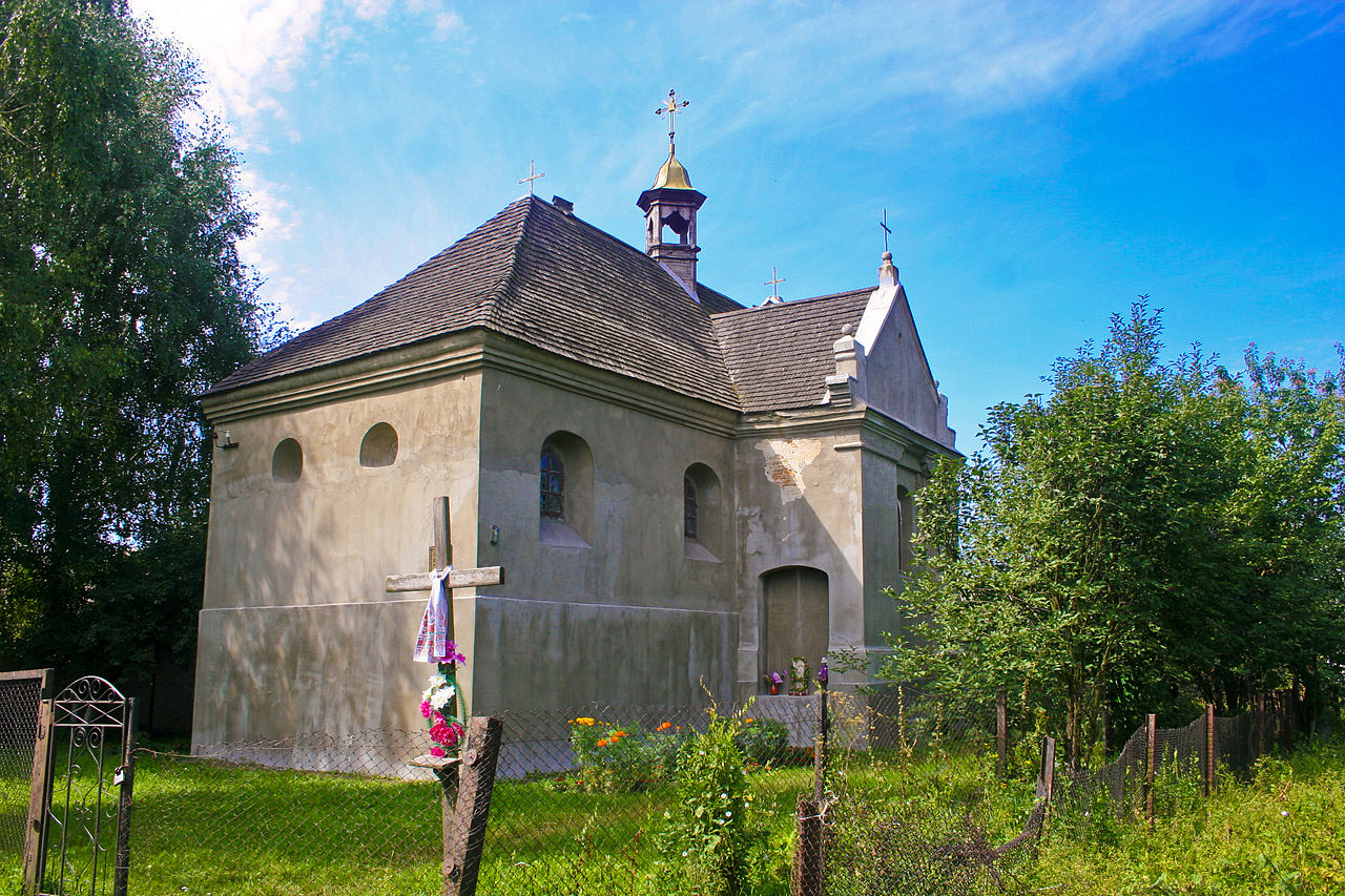 Костел Петра и Павла