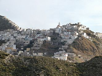 Karpathos - The community of Olympos