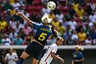 Olympic Games 2016 match between the women's teams of the United States - Sweden. 11.jpg
