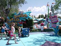 OneFishTwoFishRedFishBlueFishEntrance.JPG