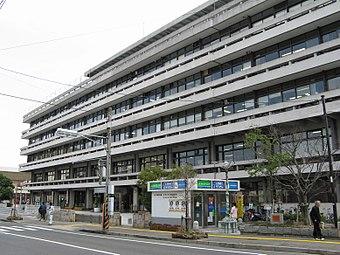 市役所 尾道 尾道市役所『展望デッキ』は眺め最高!新庁舎が完成じゃ!