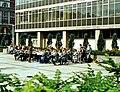 Open-air band concert, Belfast - geograph.org.uk - 1090613.jpg