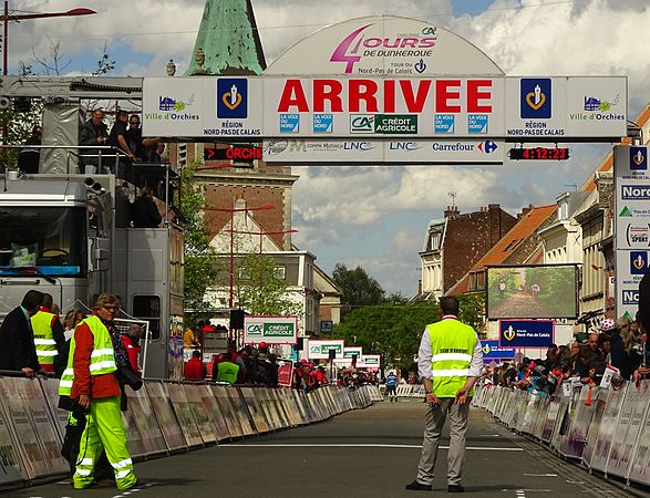 Orchies - Quatre jours de Dunkerque, étape 1, 6 mai 2015, arrivée (B08).JPG