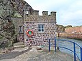Ordnance Survey Tide Gauge House, Dunbar Harbour, East Lothian.jpg