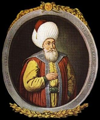 Ottoman family tree - Image: Orhan I