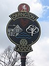 Orpington town sign - geograph.org.uk - 1063812.jpg