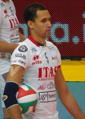 Osmany Juantorena nel 2009