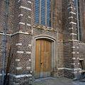 Overzicht van de ingangspartij in de westgevel - Monnickendam - 20383258 - RCE.jpg