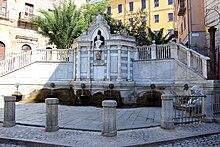 La fontana Grixoni